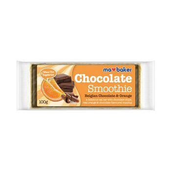 Ma Baker zabszelet belga csokoládé-narancs 100g