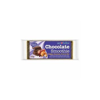 Ma Baker zabszelet belga csokoládé-gyümölcsdarab 100g