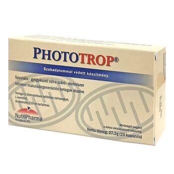 Phototrop gyógyászati célú tápszer 20 db