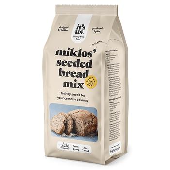 Its Us Miklos sokmagvas kenyér lisztkeverék 500g